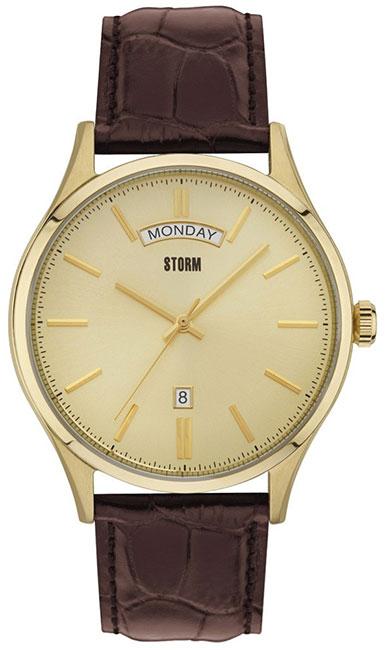 Storm Storm 47282/GD часы наручные storm часы storm elwood gold 47265 gd