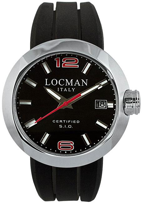 Locman Locman 042200BKNRD0SIK-RS-K