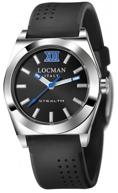Locman Locman 020400BKFBL0SIK