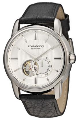 Romanson Romanson TL 4213R MW(WH)BK наручные часы romanson tm0337mj wh
