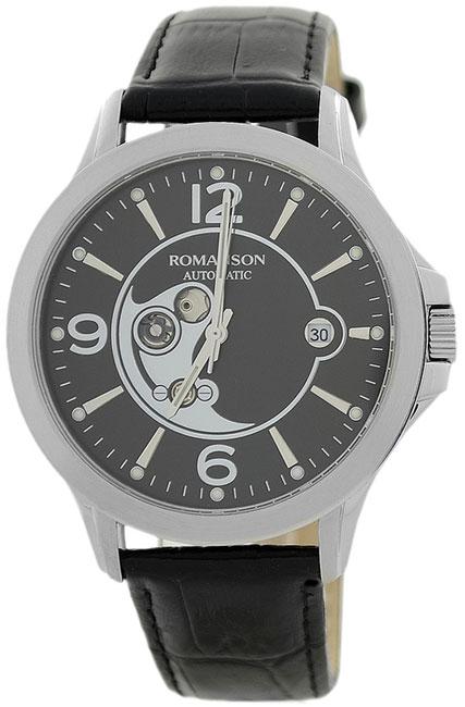 Romanson Romanson TL 4216R MW(BK)BK наручные часы romanson tl2617mw bk bk
