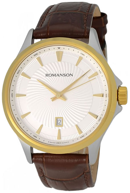 Romanson Romanson TL 4222 MC(WH) наручные часы romanson tm0337mj wh