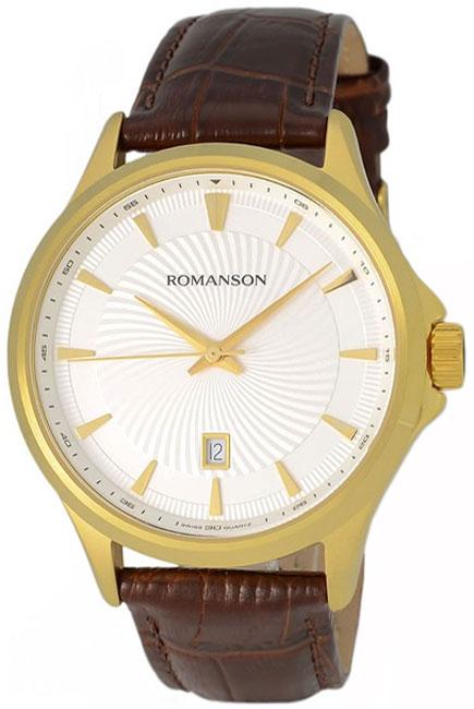 Romanson Romanson TL 4222 MG(WH) наручные часы romanson tm0337mj wh