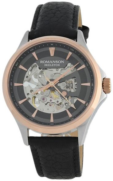 Romanson Romanson TL 4222R MJ(BK)BK наручные часы romanson tl2617mw bk bk