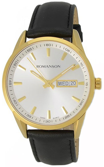 Romanson Romanson TL 4241 MG(WH) наручные часы romanson tm0337mj wh