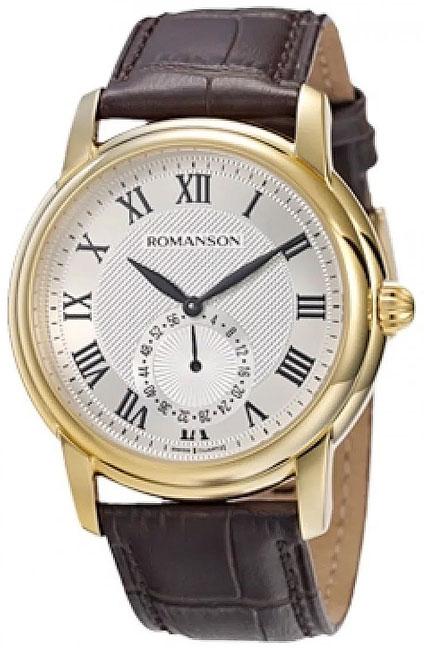 Romanson Romanson TL 4255J MG(WH) наручные часы romanson tm0337mj wh