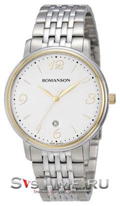 Romanson Romanson TM 4259 MC(WH) наручные часы romanson tm0337mj wh