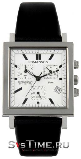 Romanson Romanson UL 2118S MW(WH) наручные часы romanson tm0337mj wh