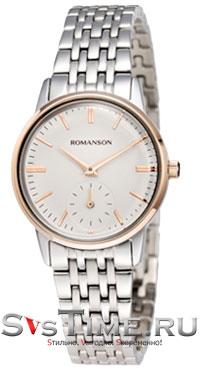Romanson Romanson TM 4226J LJ(WH) наручные часы romanson tm0337mj wh