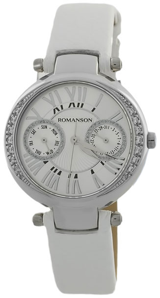Romanson Romanson RL 2612Q LW(WH)WH romanson rl 6a15q lw wh wh