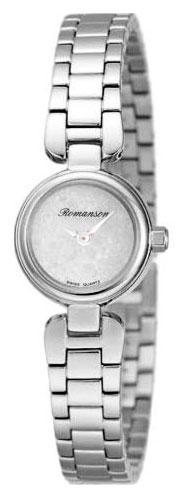 Romanson Romanson RM 5A23 LW(WH) наручные часы romanson tm0337mj wh