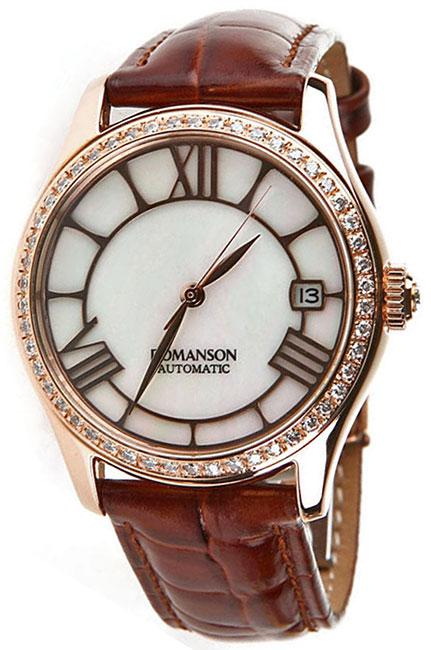 Romanson Romanson TL 7282R LR(WH) наручные часы romanson tm0337mj wh