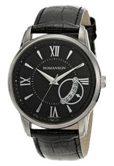Romanson Romanson TL 3205 MW(BK)BK наручные часы romanson tl2617mw bk bk