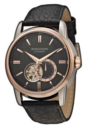 Romanson Romanson TL 4213R MJ(BK)BK наручные часы romanson tl2617mw bk bk