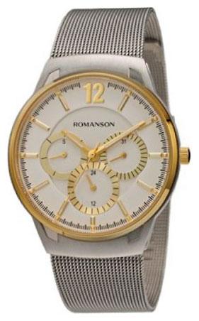 Romanson Romanson TM 4123H MC(WH) romanson tm 4123h mj wh
