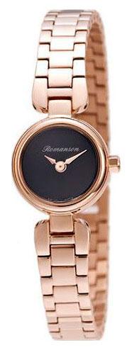 Romanson Romanson RM 5A23 LR(BK) наручные часы romanson tl2617mw bk bk