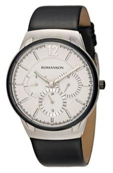 Romanson Romanson TL 4209F MD(WH) наручные часы romanson tm0337mj wh