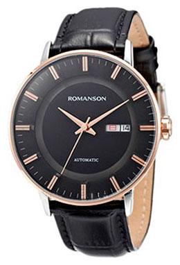 Romanson Romanson TL 4254R MR(BK) наручные часы romanson tl2617mw bk bk