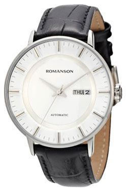 Romanson Romanson TL 4254R MW(WH) наручные часы romanson tm0337mj wh