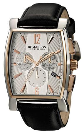 Romanson Romanson TL 1249H MJ(WH) наручные часы romanson tm0337mj wh