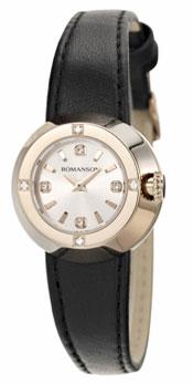 Romanson Romanson RL 2611Q LR(WH) наручные часы romanson tm0337mj wh