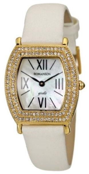 Romanson Romanson RL 8209C LG(WH) наручные часы romanson tm0337mj wh