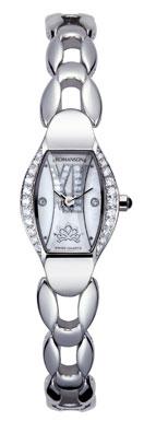 Romanson Romanson RM 6125Q LW(WH) наручные часы romanson tm0337mj wh