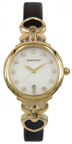 Romanson Romanson RN 2622 LG(WH) наручные часы romanson tm0337mj wh