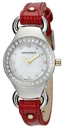 Romanson Romanson RN 2633Q LC(WH) наручные часы romanson tm0337mj wh