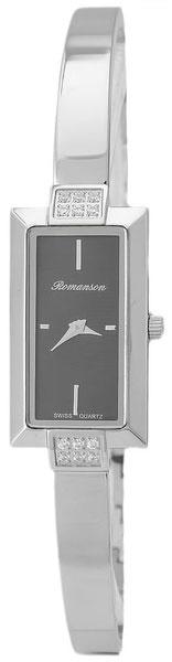 Romanson Romanson RM 4235Q LW(BK) наручные часы romanson tl2617mw bk bk