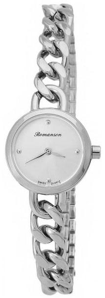 Romanson Romanson RM 4242L LW(WH) наручные часы romanson tm0337mj wh