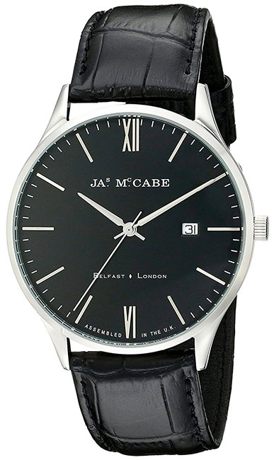James McCabe James McCabe JM-1016-01 часы dom g 1016