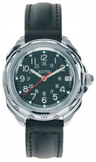 Восток Мужские командирские наручные часы Восток 2414/300/211783