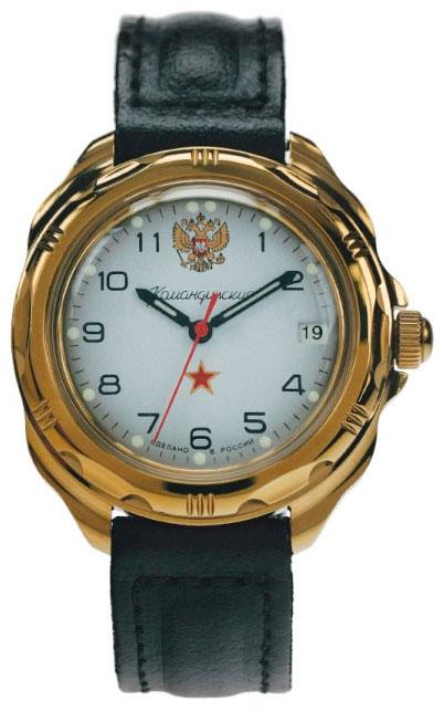 Восток Мужские командирские наручные часы Восток 2414/300/219322