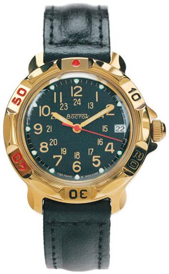 Восток Мужские командирские наручные часы Восток 2414/300/819782