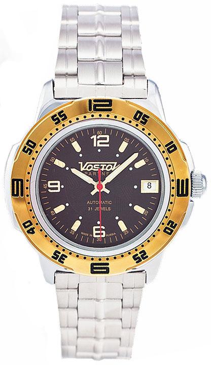 Восток Мужские российские наручные часы Восток 2416/111/311146