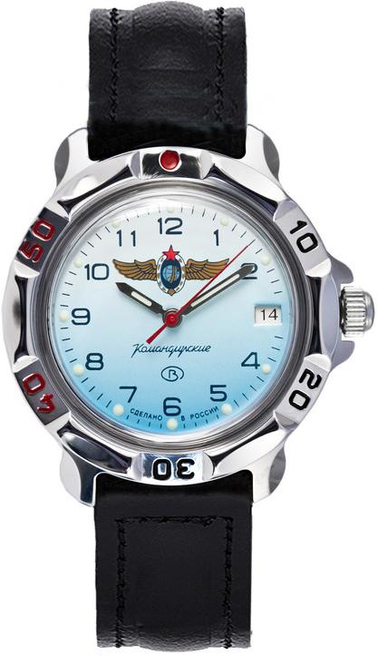 Восток Мужские командирские наручные часы Восток 2414/300/811958