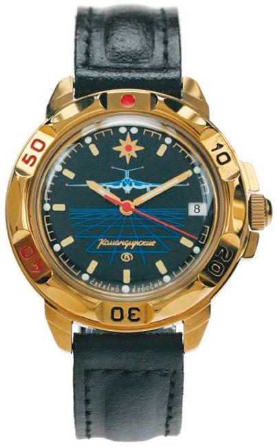 Восток Мужские командирские наручные часы Восток 2414/300/439499