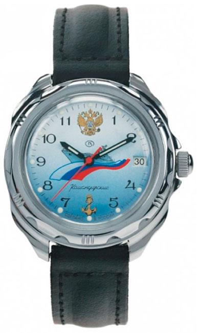 Восток Мужские командирские наручные часы Восток 2414/300/211619
