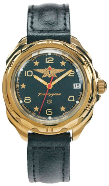 Восток Мужские командирские наручные часы Восток 2414/300/219452