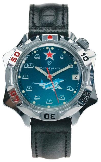 Восток Мужские командирские наручные часы Восток 2414/300/531124