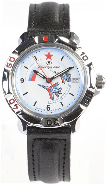 Восток Мужские командирские наручные часы Восток 2414/300/811066