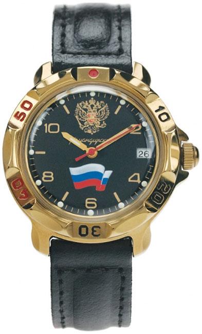 Восток Мужские командирские наручные часы Восток 2414/300/819453