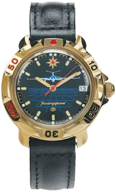 Восток Мужские командирские наручные часы Восток 2414/300/819499