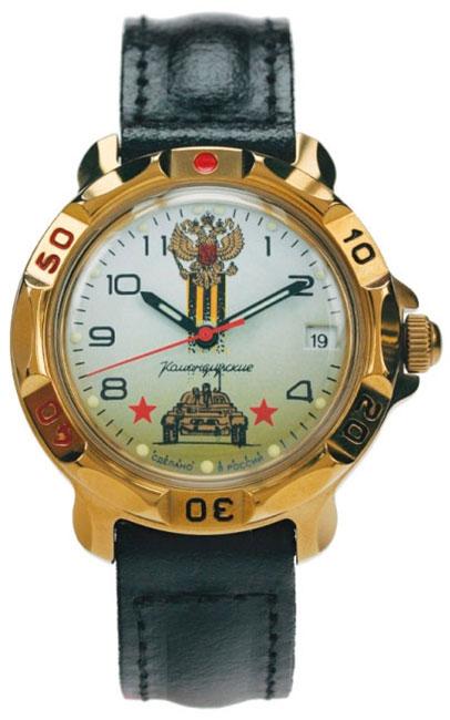 Восток Мужские командирские наручные часы Восток 2414/300/439943