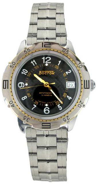 Восток Мужские российские наручные часы Восток 2416/111/311293