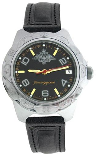 Восток Мужские командирские наручные часы Восток 2414/300/641643