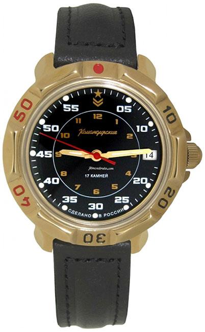 Восток Мужские командирские наручные часы Восток 2414/300/819179