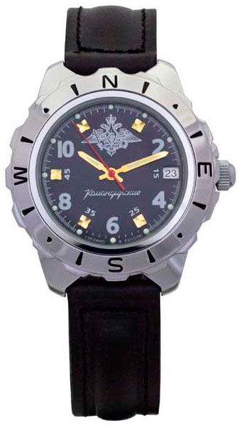 Восток Мужские командирские наручные часы Восток 2414/300/641688