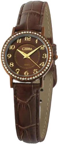 Слава Слава 6267499/2035 женские часы слава 6069109 2035